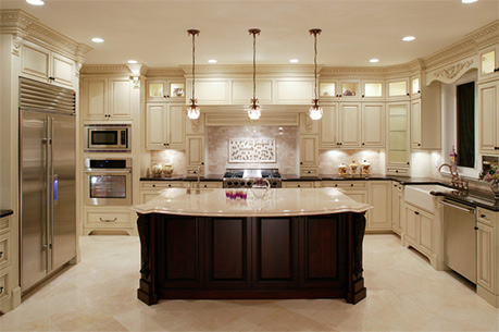 Northwest Indiana Home Builder Kitchen